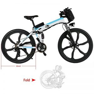 mountain bike pieghevole TOP 6 image 0 produit